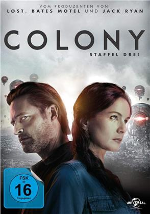 Colony - Staffel 3 (4 DVDs)