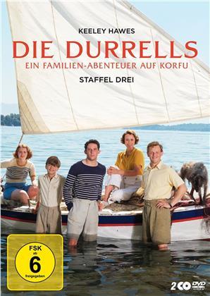Die Durrells - Staffel 3 (2 DVDs)