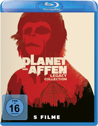 Planet der Affen - Legacy Collection (5 Blu-rays)