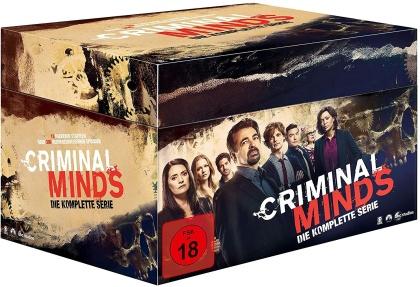 Criminal Minds - Die komplette Serie (78 DVDs)