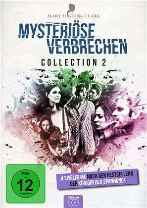 Mysteriöse Verbrechen - Collection 2 (2 DVDs)