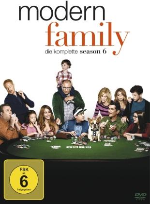 Modern Family - Staffel 6 (3 DVDs)