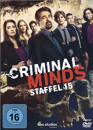 Criminal Minds - Staffel 15 - Die finale Staffel (3 DVDs)