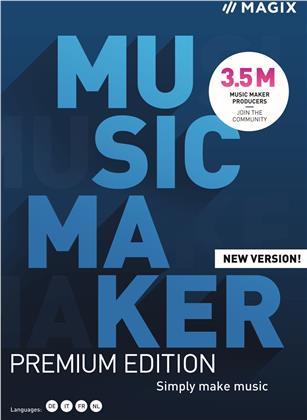 MAGIX Music Maker Premium Edition 2021