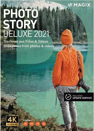 MAGIX Photostory Deluxe 2021
