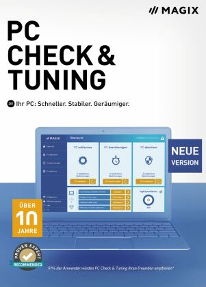MAGIX PC Check + Tuning 2021