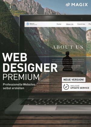 MAGIX Web Designer Premium 2021