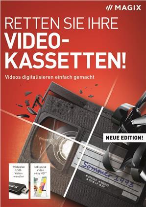 MAGIX Retten Sie Ihre Videokassetten 2021