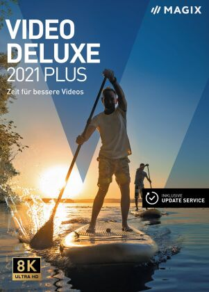 MAGIX Video deluxe Plus 2021