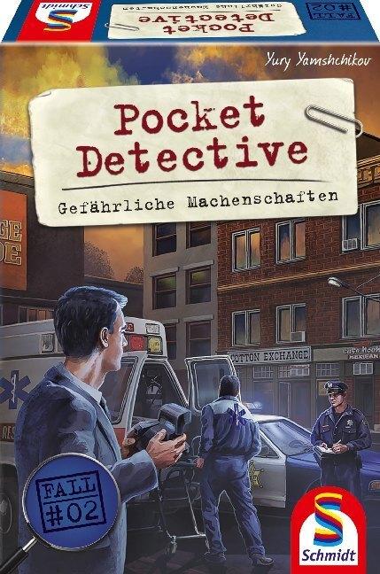 Pocket Detective - Gefährliche Machenschaften (d)