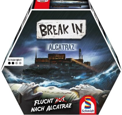 Break In - Alcatraz (d)