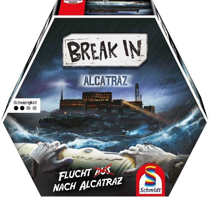 Break In - Alcatraz (d)