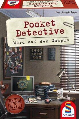 Pocket Detective - Mord auf dem Campus (d)