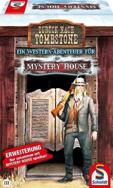 Mystery House - Zurück nach Tombstone
