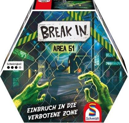 Break In - Area 51 (Spiel)