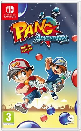 Pang Adventures - Buster Edition