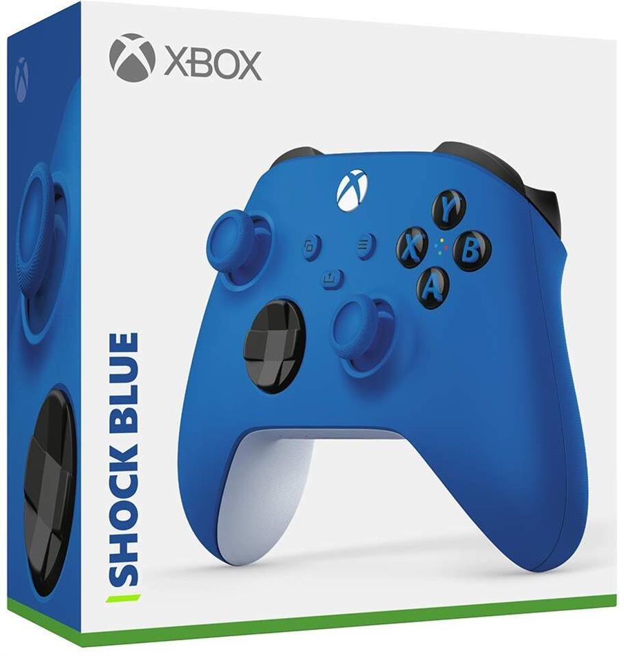 XBOX Controller blue SX Original wireless Series
