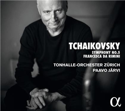 Peter Iljitsch Tschaikowsky (1840-1893), Paavo Järvi & Tonhalle Orchester Zurich - Symphony No.5 - Francesca da Rimini
