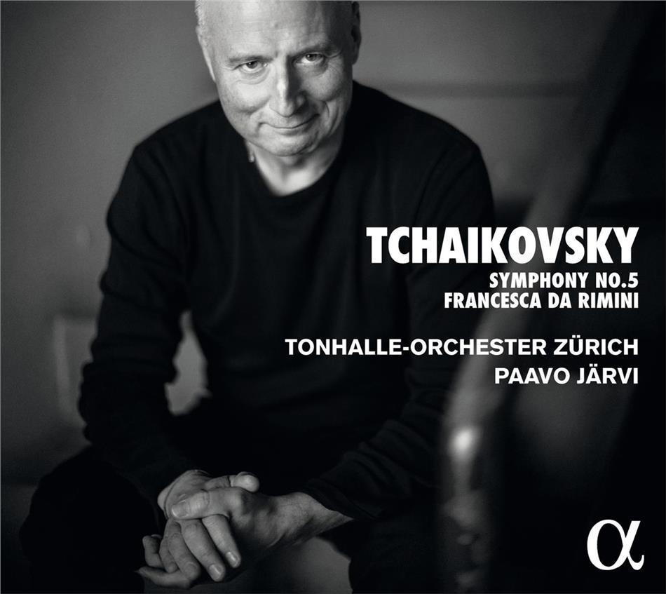 Peter Iljitsch Tschaikowsky (1840-1893), Paavo Järvi & Tonhalle Orchester Zürich - Symphony No.5 - Francesca da Rimini
