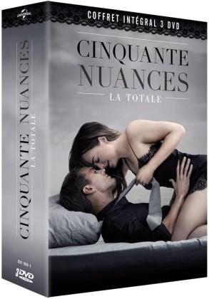 Cinquante nuances 1-3 - La Totale (3 DVDs)