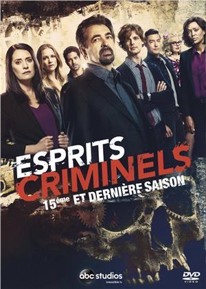 Esprits Criminels - Criminal Minds - Saison 15 - La Saison Finale (3 DVDs)