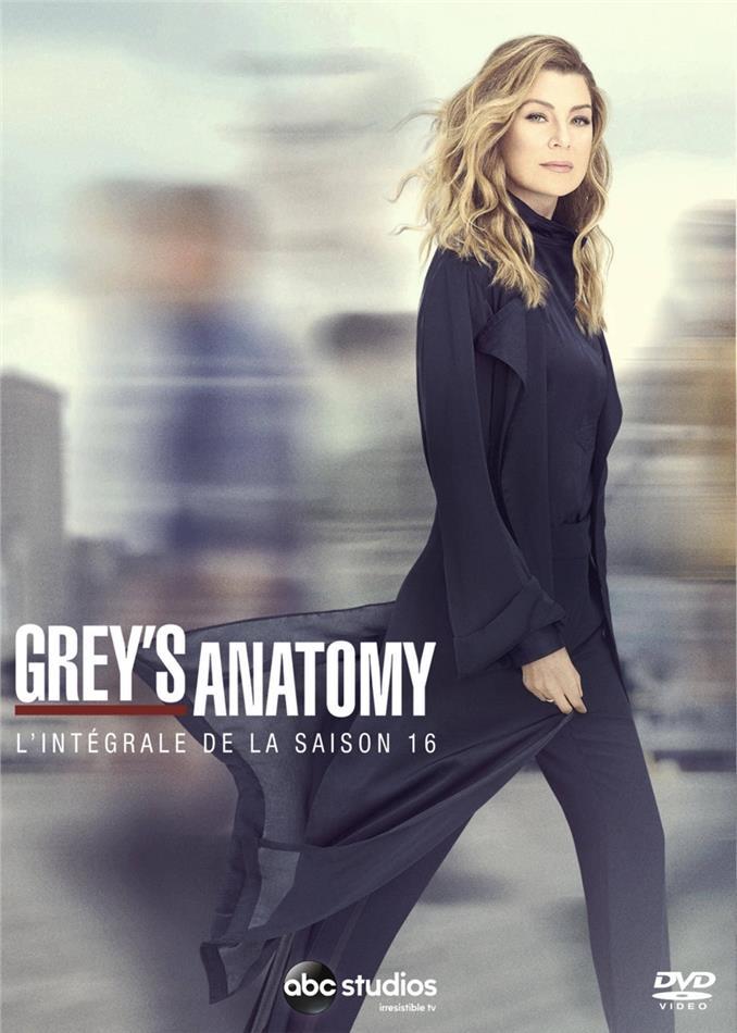 Grey's Anatomy - Saison 16 (6 DVDs)