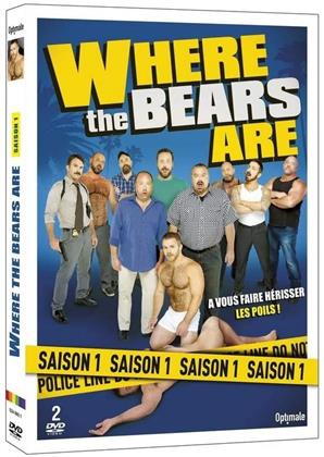 Where the bears are - Saison 1 (2 DVDs)
