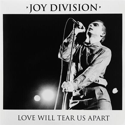 "Joy Division - Love Will Tear Us Apart (Cleopatra, 2020 Reissue, Pink Vinyl, 7"" Single)"