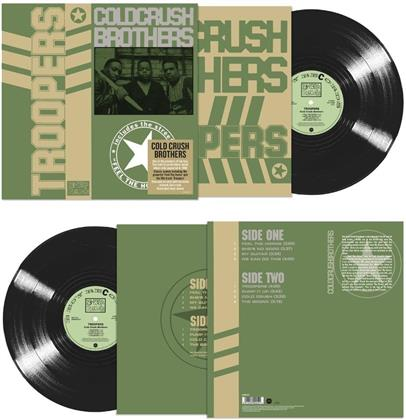 Cold Crush Brothers - Troopers (140 Gramm, 2020 Reissue, Demon, LP)