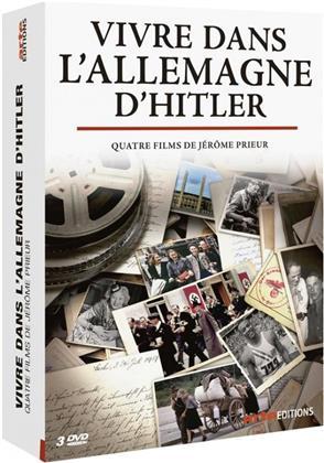 Vivre dans l'Allemagne d'Hitler - Quatre films de Jérôme Prieur (3 DVDs)