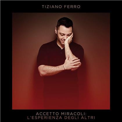 Tiziano Ferro - Accetto Miracoli L'esperienza Degli Altri (LP)