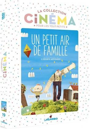 Un petit air de famille (La Collection Cinéma pour les tout-petits)