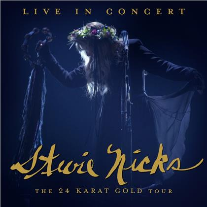 Stevie Nicks (Fleetwood Mac) - Live In Concert The 24 Karat Gold Tour (Limited Edition, Clear Vinyl, 2 LPs)