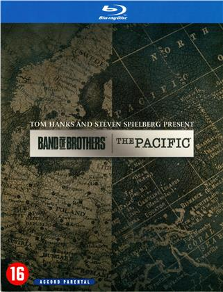 Band of Brothers / The Pacific (13 Blu-rays)