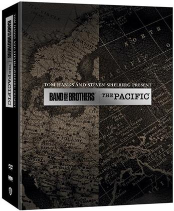 Band of Brothers / The Pacific (12 DVDs)