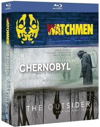 Watchmen / Chernobyl / The Outsider - HBO Decouverte (8 Blu-rays)