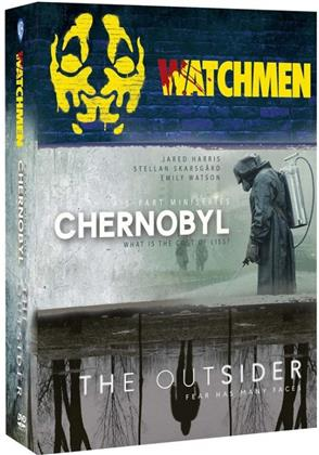 Watchmen / Chernobyl / The Outsider - HBO Decouverte (8 DVDs)