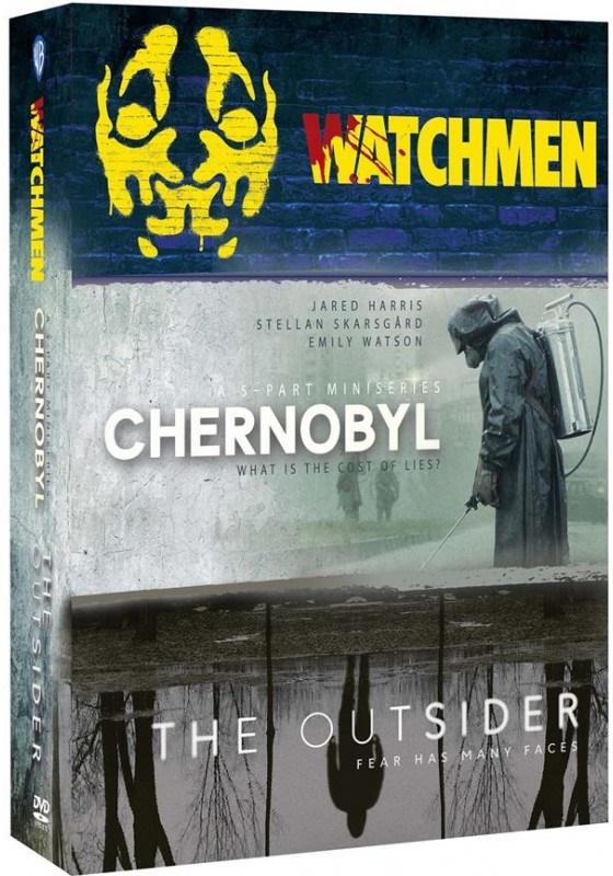 Watchmen / Chernobyl / The Outsider - HBO Decouverte (8 DVDs)