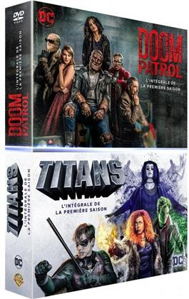 Doom Patrol - Saison 1 / Titans - Saison 1 (6 DVDs)