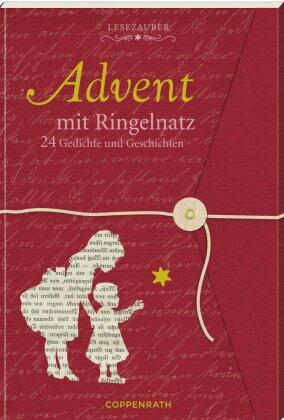 Lesezauber: Advent mit Ringelnatz - Briefbuch zum Aufschneiden
