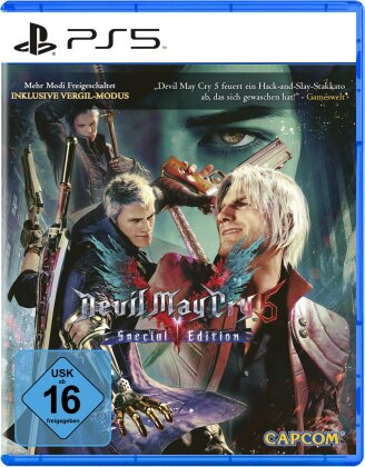 Devil May Cry 5 (German Special Edition)