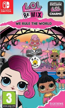 L.O.L. Surprise! We Rule the World - Remix Edition