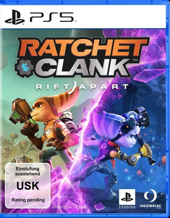 Ratchet & Clank - Rift Apart (German Edition)