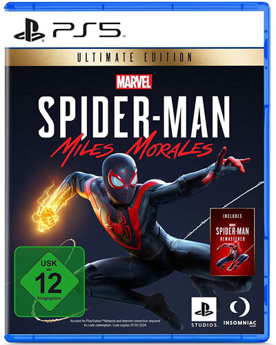 Spider-Man Miles Morales (German Ultimate Edition)