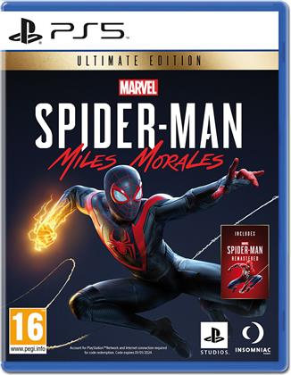 Spider-Man Miles Morales (Ultimate Edition)