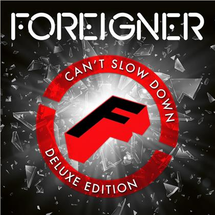 Foreigner - Can't Slow Down (2020 Reissue, Deluxe Edition, 2 CDs)