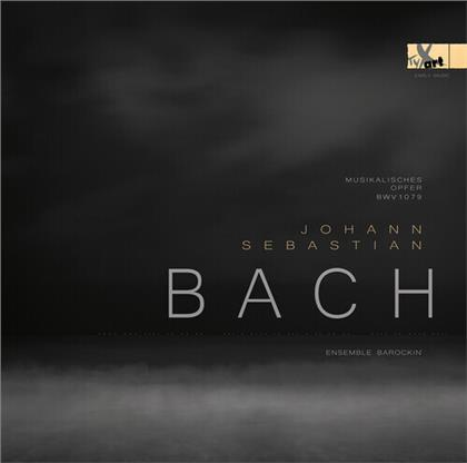 Ensemble Barockin' & Johann Sebastian Bach (1685-1750) - Musikalisches Opfer Bwv 1079 (LP)