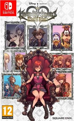 Kingdom Hearts: Melody of Memory