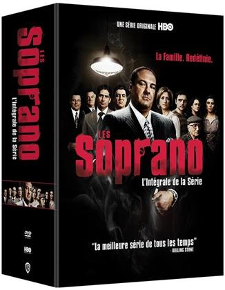 Les Soprano - L'intégrale de la série (28 DVD)