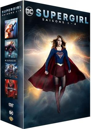 Supergirl - Saisons 1-4 (20 DVDs)